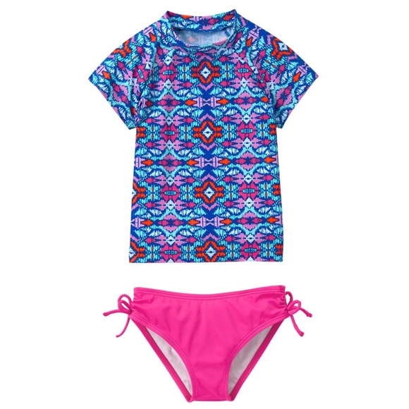 2000af114dcf64 Gymboree Rash Guard 2 Piece Swim Bathing Set K5109